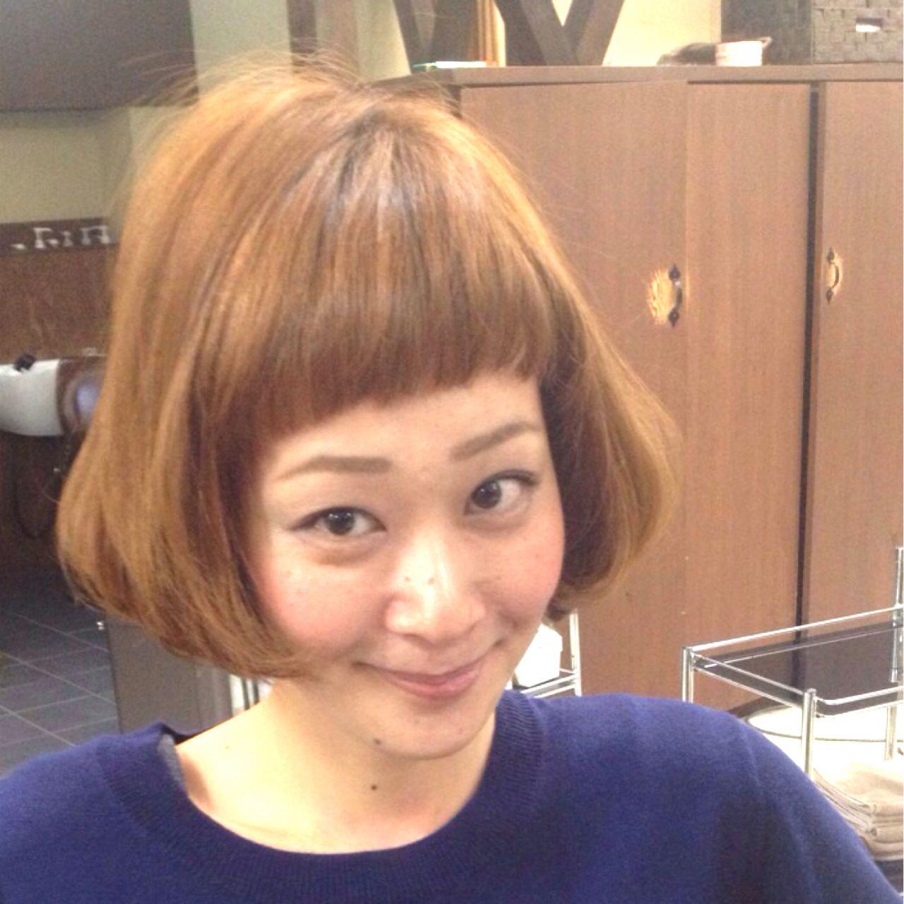 髪型 今年