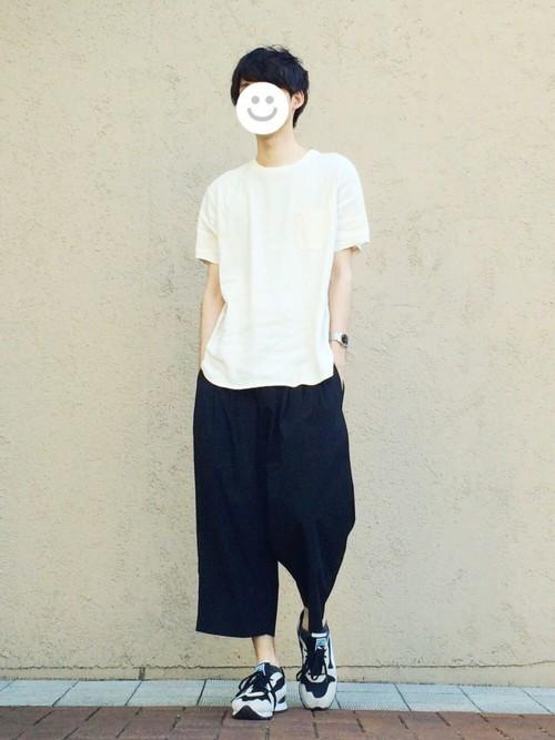 ファッション 夏 メンズ