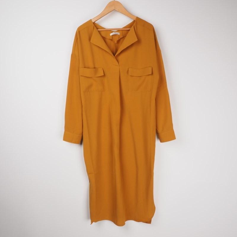 オレンジシャツでアクティブコーデ♪ 出典:airCloset
