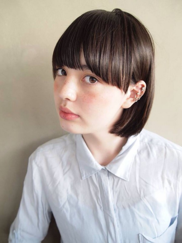ボブ好きさん必見!タイプ別・愛され女子のフェミニンボブ♪ 高橋 忍/nanuk shibuya
