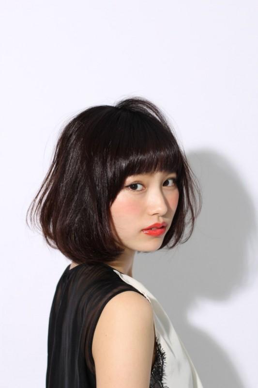 ボブ好きさん必見!タイプ別・愛され女子のフェミニンボブ♪ RueD'or/Yukiko Mawatari
