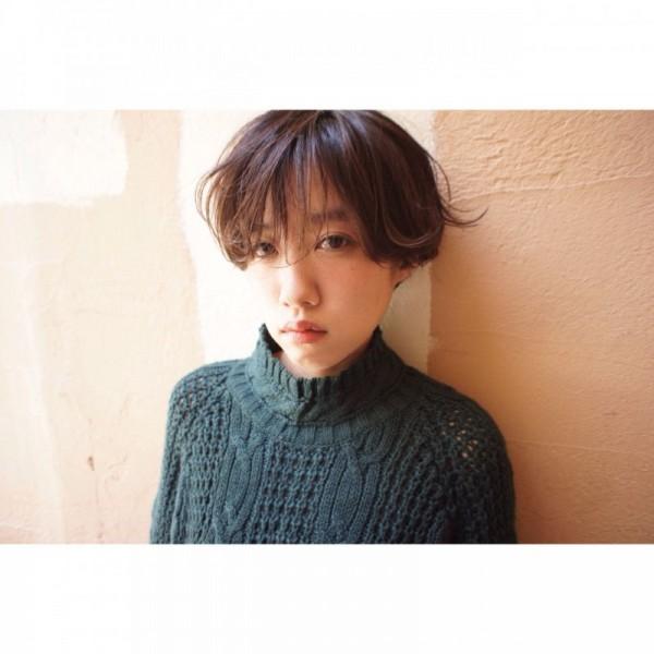 トレンドカラー・グリーンはこうして味方に付けろ!緑に似合う髪色・ヘアスタイル徹底検証! YAMASHITA / nanuk