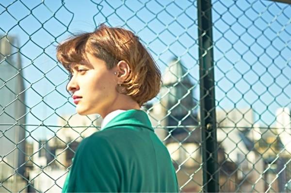 トレンドカラー・グリーンはこうして味方に付けろ!緑に似合う髪色・ヘアスタイル徹底検証! 伸/ACQUA tua