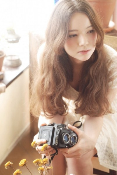 これであなたも美人の仲間入り!Aラインシルエットのロングは鉄板愛されヘア♡ 横川諒/ohana