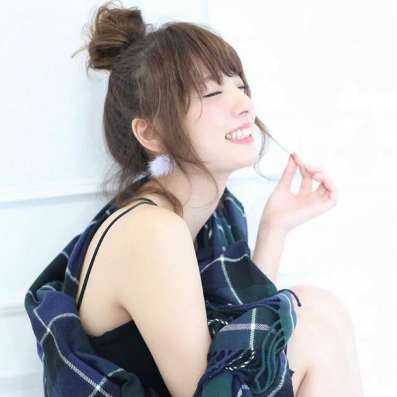 イベントにもOK☆人気のまとめ髪「お団子ヘア」ヘアアレンジ 青野 未来