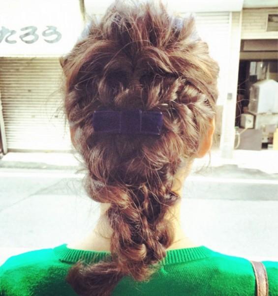 トレンドカラー・グリーンはこうして味方に付けろ!緑に似合う髪色・ヘアスタイル徹底検証! 島田智成