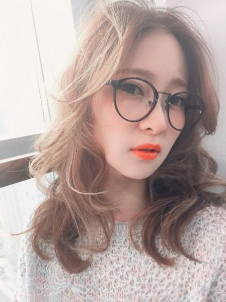 トレンドガールに大変身☆おしゃれメガネに似合う前髪はこれだ! モチナガヤスヒロ/SHIMA
