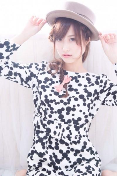 今季キテいる!?ハットに似合うロングヘアスタイル徹底調査♡ 金田美香
