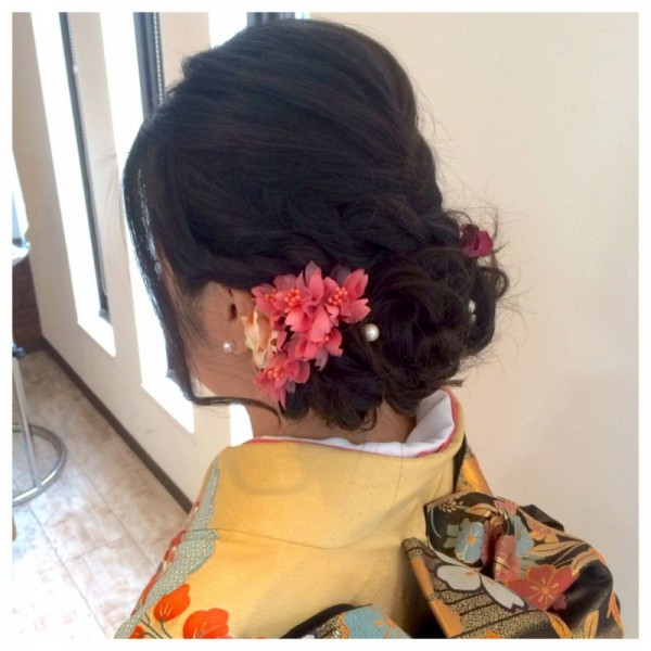 新成人さんへオススメ!もうすぐ!成人式のヘアスタイル特集♡ Noriko Ueyama