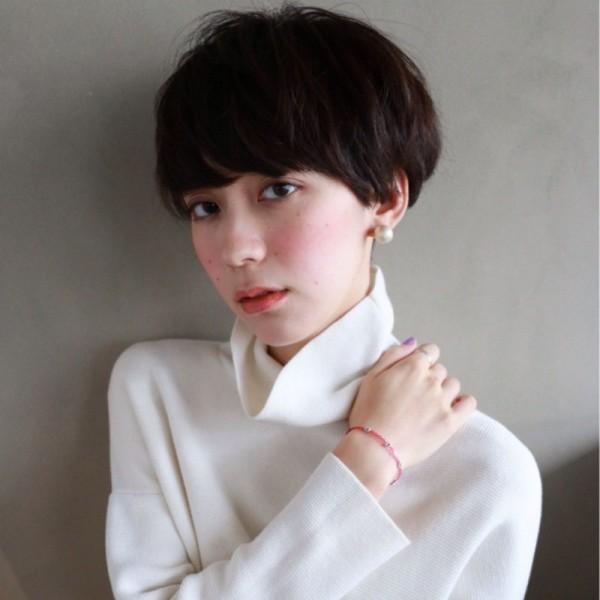 真冬のヘアカラーは黒髪で決まり!?黒髪でオンナ度UPを狙え♡ 高橋 忍/nanuk shibuya