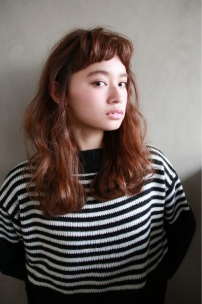 まだまだかわいい♡眉上前髪で旬顔をGET! 津崎 伸二 / nanuk