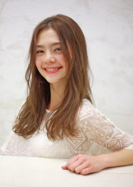 わたしも火照りチークの似合うヘルシーガーリー女子になりたい! CHINATSU / MAGNOLiA