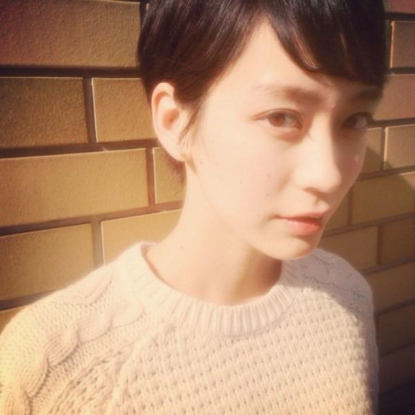 まだまだかわいい♡眉上前髪で旬顔をGET! YAMASHITA / nanuk