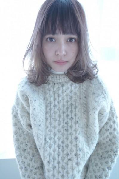 春ニットはどうやって着る?ニットをかわいく着こなすヘアスタイル特集♡ YAMASHITA / nanuk