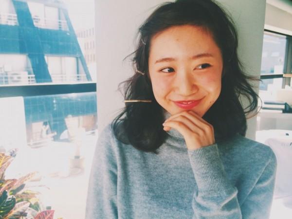 春ニットはどうやって着る?ニットをかわいく着こなすヘアスタイル特集♡ asako / nanuk shibuya