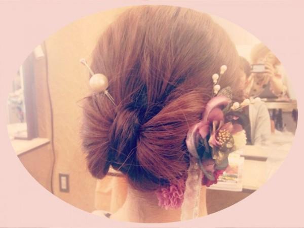 成人式直前!まだ髪型が決まらないあなたへ!かわいいヘアアレンジ特集! 大串 美穂