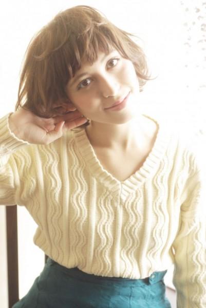 春ニットはどうやって着る?ニットをかわいく着こなすヘアスタイル特集♡ 横川 諒 / ohana