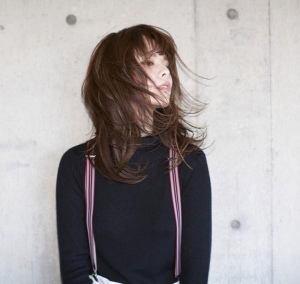 今季もキテる!最強のモテ髪・暗髪ブーム♡ Tamaki Nara
