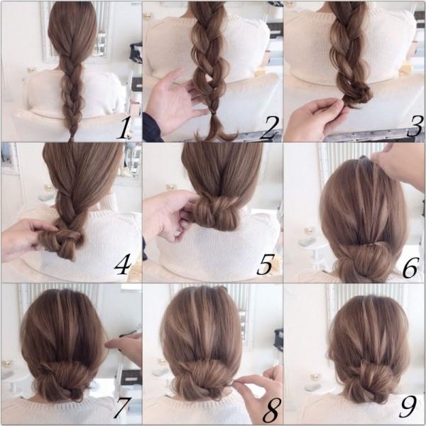 初心者さんでもできちゃうかも!?Gendaiさんのヘアアレンジが簡単なのにかわいすぎる♡ ⓒGendai ― HAIR