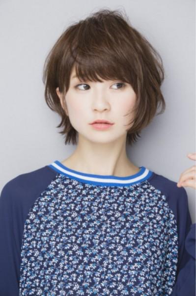今季もキテる!最強のモテ髪・暗髪ブーム♡ 小俣 里奈