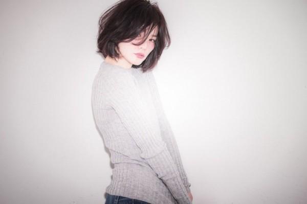 今季もキテる!最強のモテ髪・暗髪ブーム♡ 藤井 明子