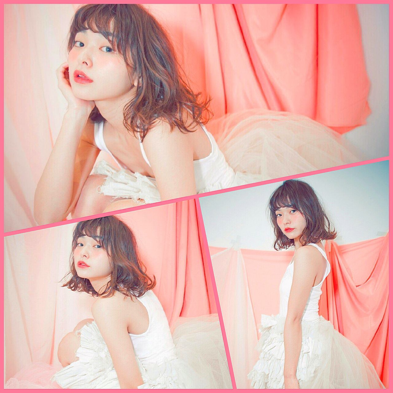 サロンKATEのスタイリスト、金野 朋晃さんの作品がおしゃかわいい♡