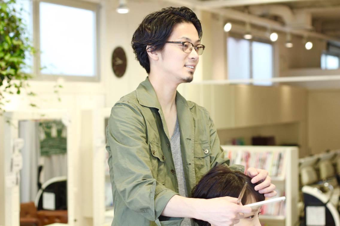 人生を共にするスタイリスト。北堀江で見つかるあなたの一生ものの髪型!