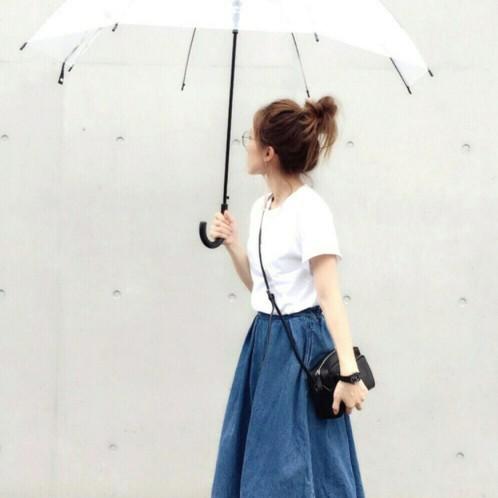 かわいいのあります♡悩みがちな雨の日のファッション