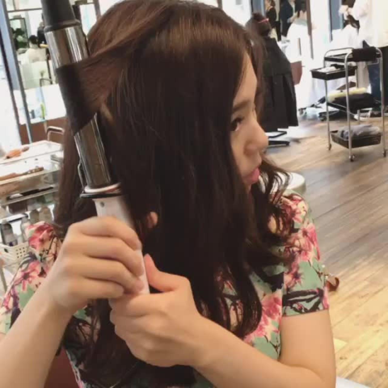 【中途半端から脱却!】ミディアムでできる巻き髪スタイル6選 三大寺 慶悟