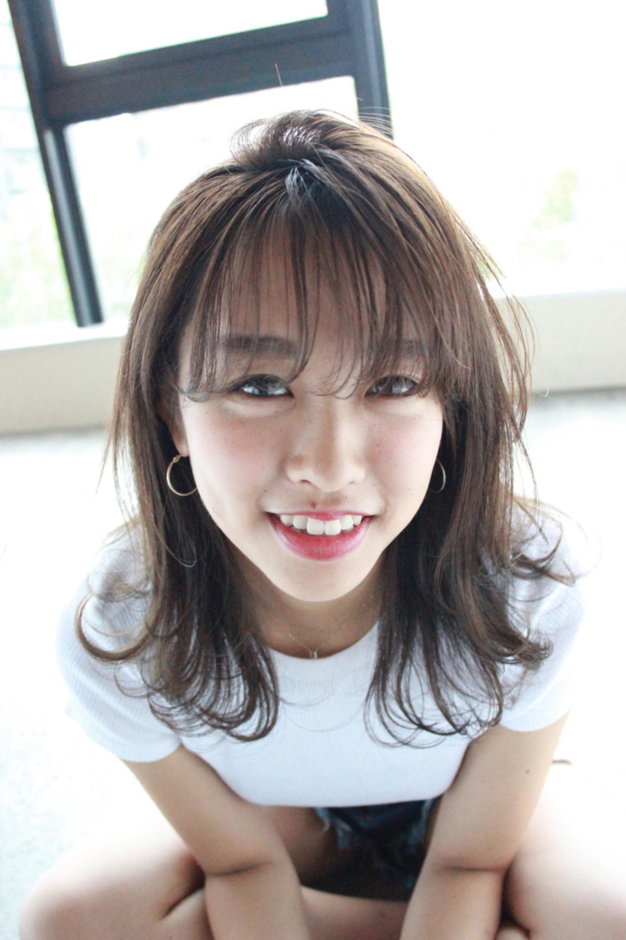 新たなトレンド前髪は、「ゆるふわフェザーバング」♡ 三木 康平