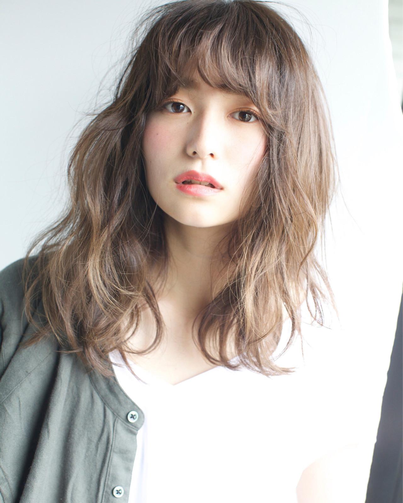新たなトレンド前髪は、「ゆるふわフェザーバング」♡ 佐脇 正徳