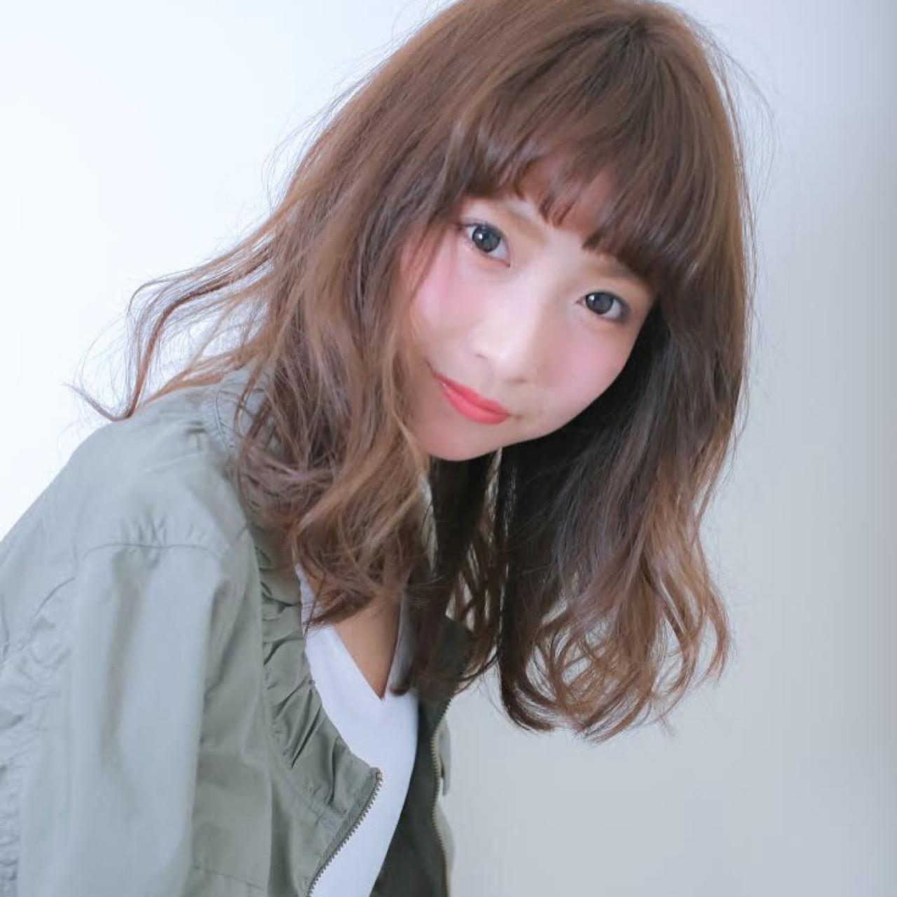 新たなトレンド前髪は、「ゆるふわフェザーバング」♡ 宮田 浩章
