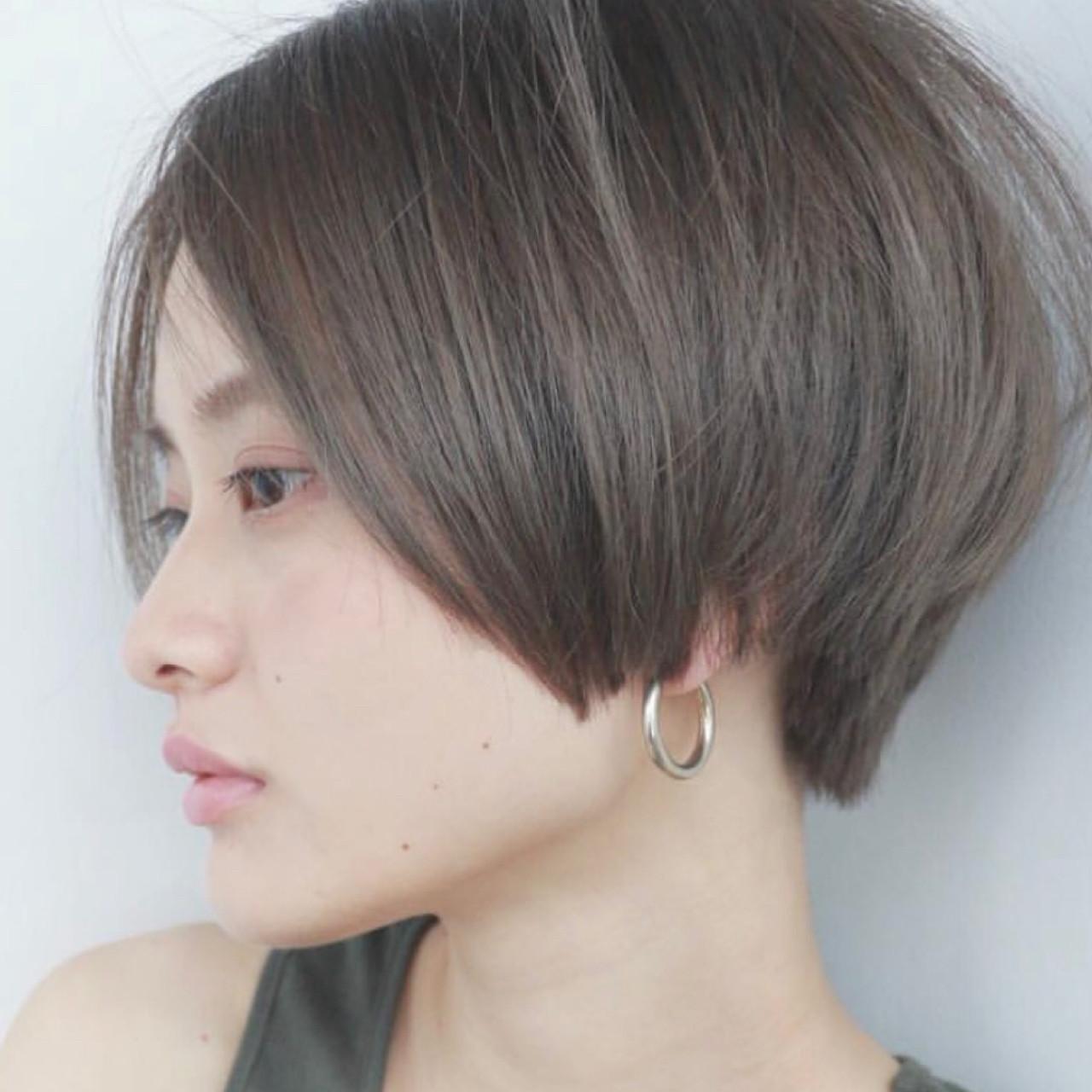 大人可愛くなれるショートボブのヘアカタログ♡あなたのお気に入りはどのスタイル?