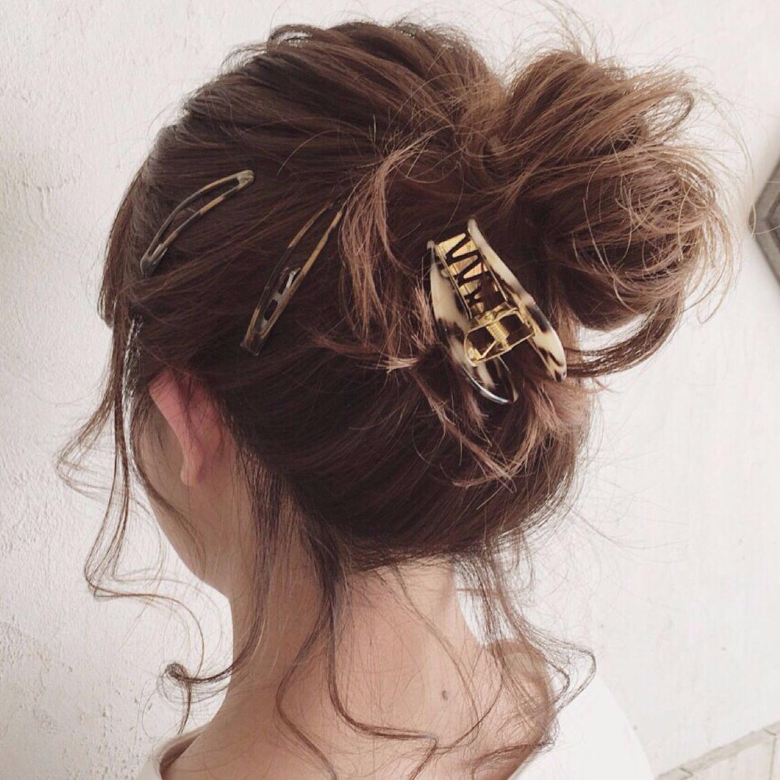 髪の結び方に悩む女子必見!お手本にしたい結び方まとめ♡