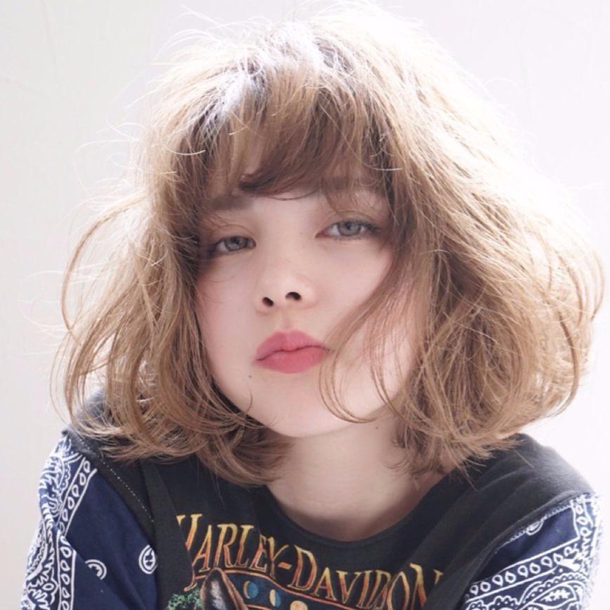 【簡単】ボブをもっと可愛い髪型にできるアレンジ&スタイル♡