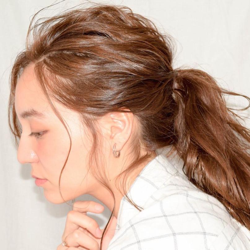 髪をまとめるのが楽しくなる!失敗しないヘアアレンジのコツって?