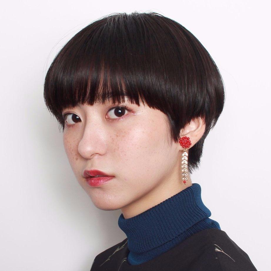 おしゃれ女子夢中の髪型「マッシュ」♡短くても女っぽくなるんです♩