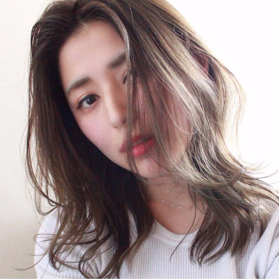 【ロングさん必見!】前髪なしのトレンドヘアカタログ♡