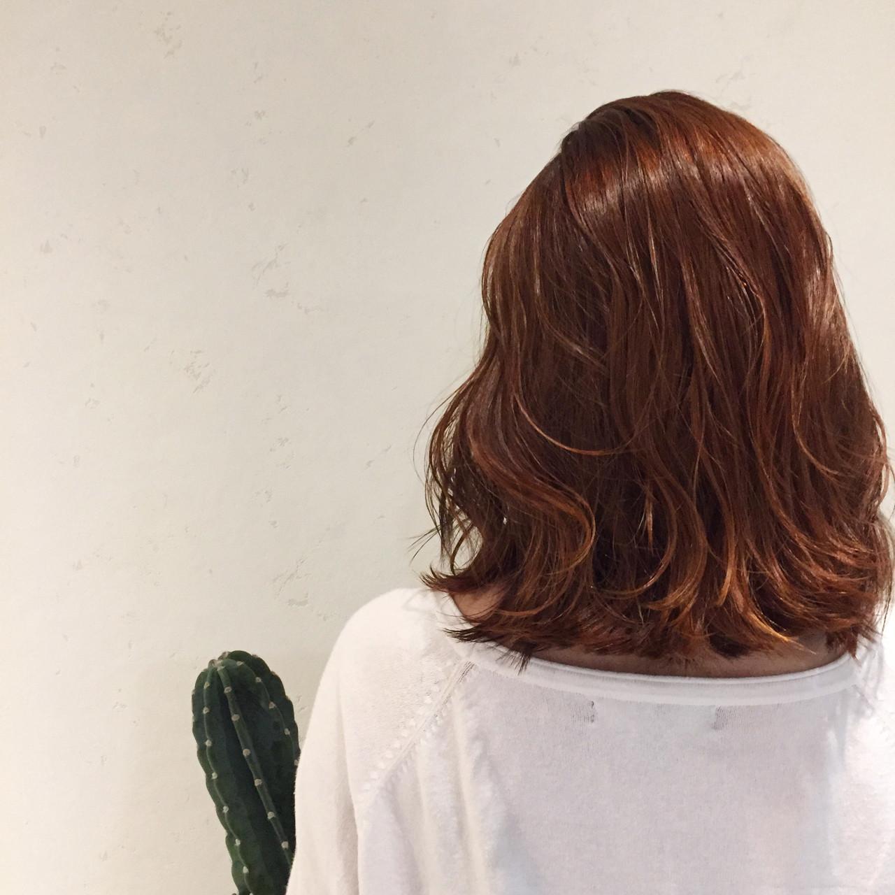 アンニュイ イエロー ヘアアレンジ ボブ ヘアスタイルや髪型の写真・画像