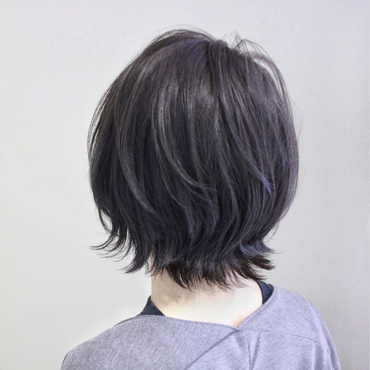 ショート ショートボブ イルミナカラー ブルージュ ヘアスタイルや髪型の写真・画像