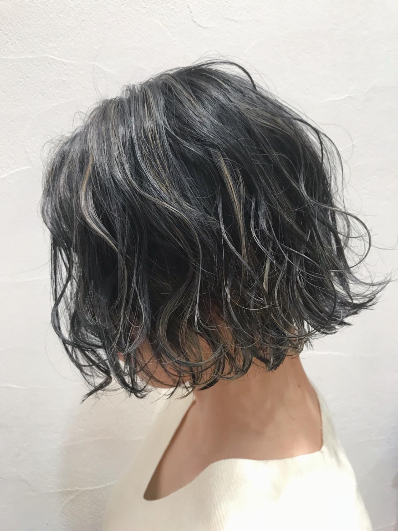 ナチュラル 透明感 外国人風 グレージュ ヘアスタイルや髪型の写真・画像
