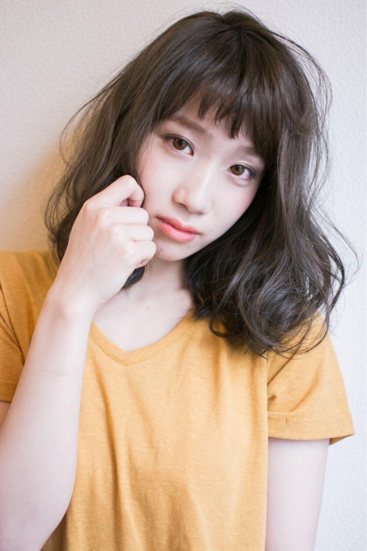 周りと差をつけるなら断然暗髪アッシュ♡ 田渕 英和/vicushair | vicushair