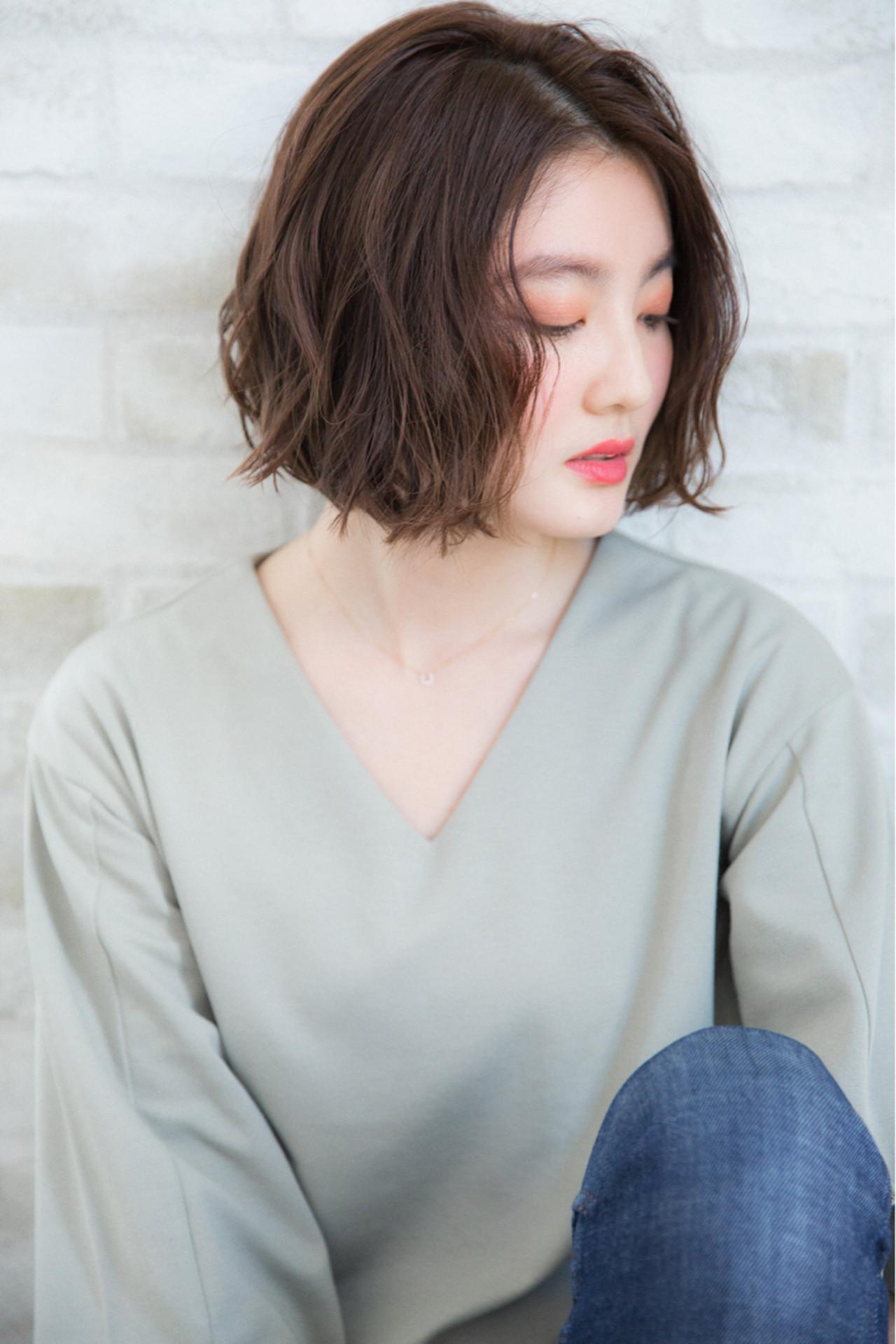 ゆるふわウェーブで優しい表情をかなえて 眞鳥康史/joemi by Un ami