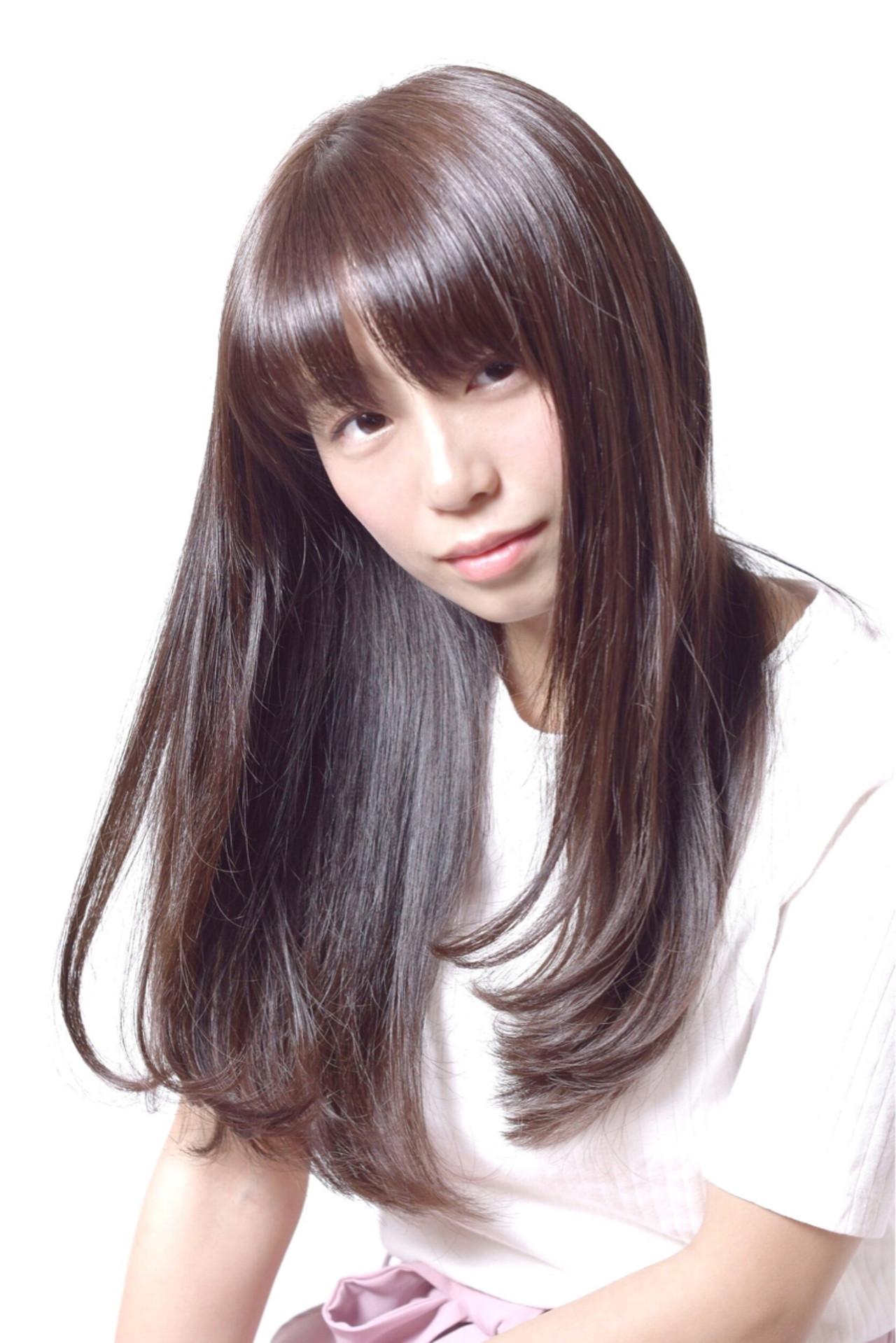 直毛のヘアアレンジがうまくできないときは? haruka
