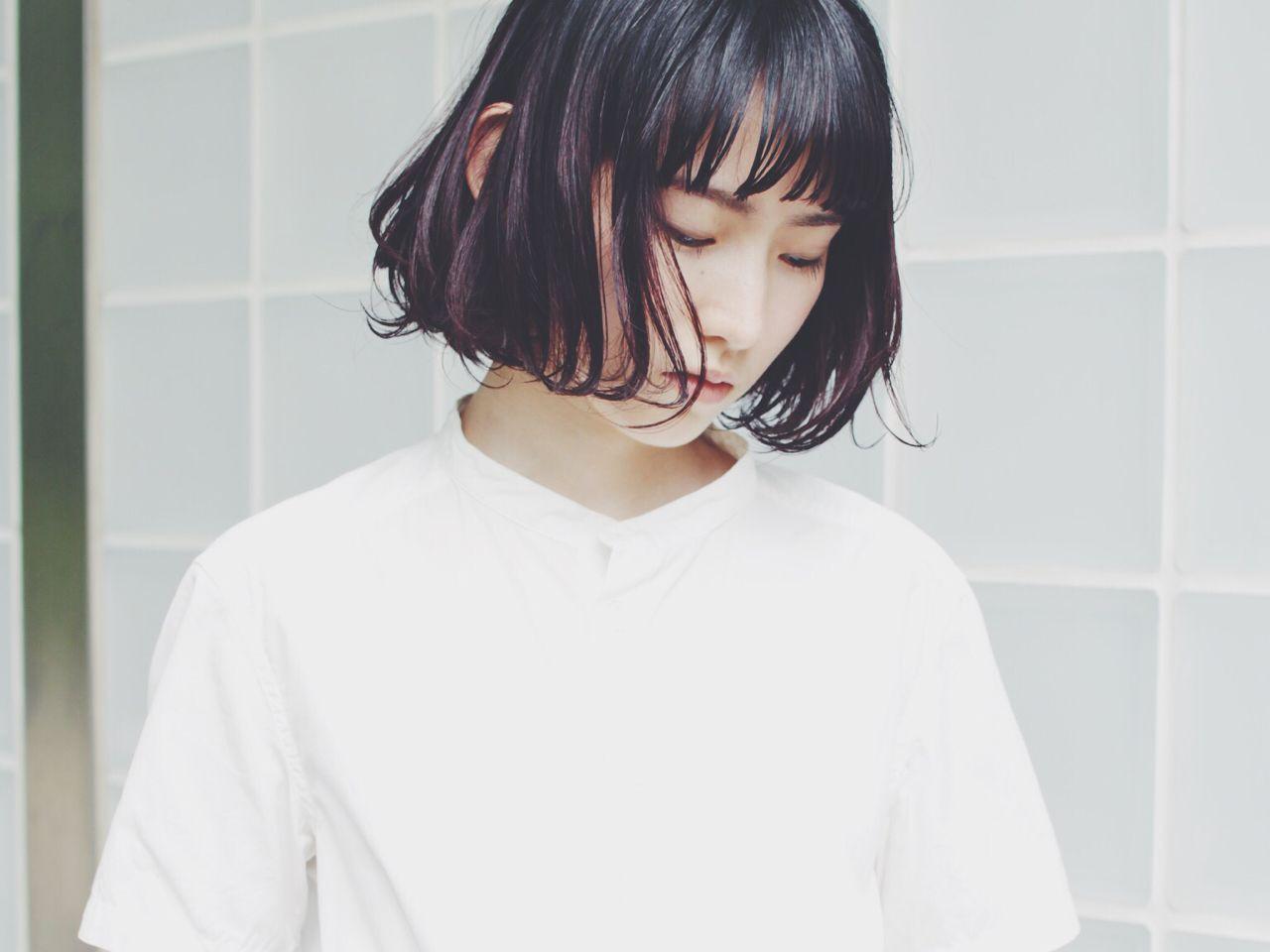 【ヘアカタログ】黒髪を活かしたヘアスタイル8選  佐野 正人 / nanuk