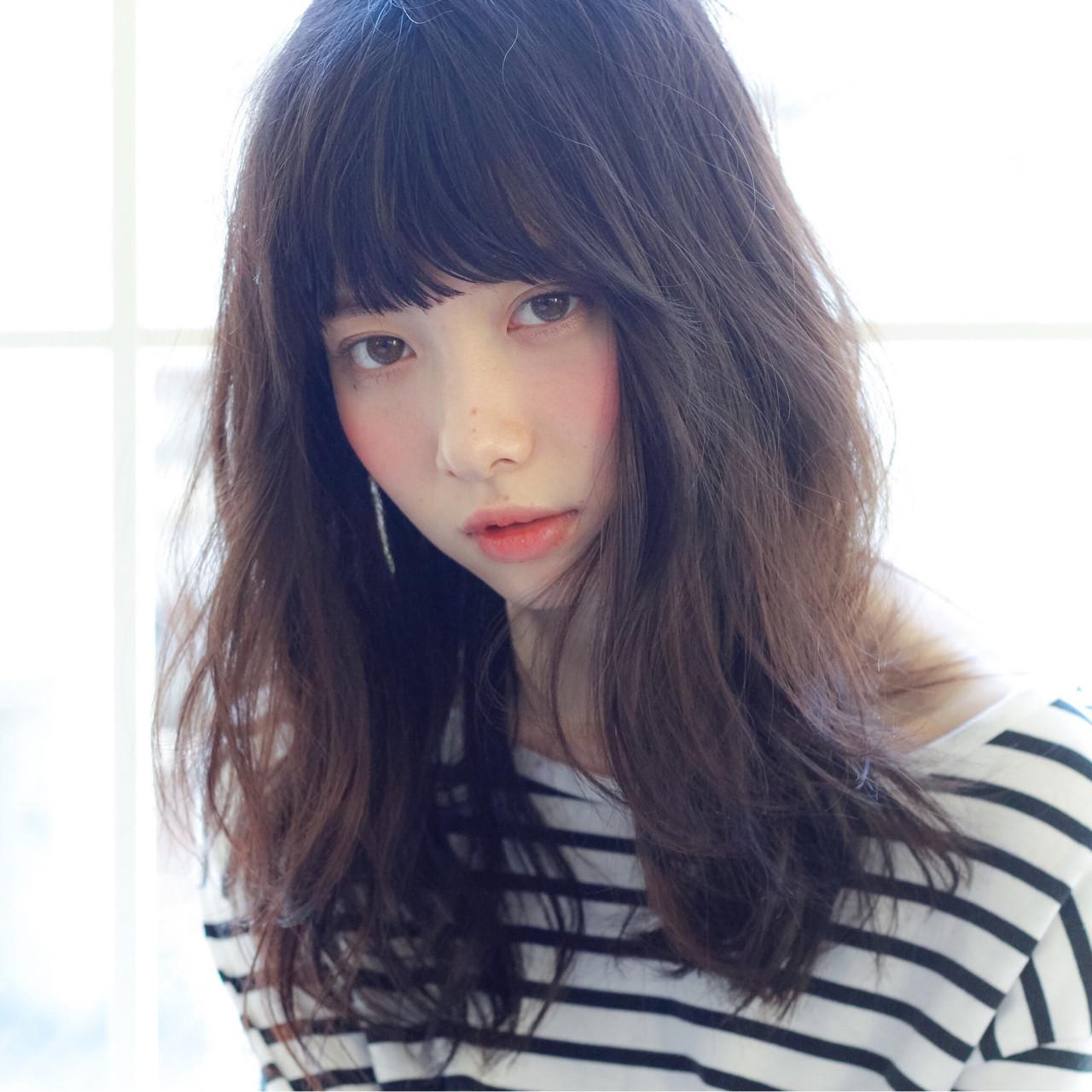 【ヘアカタログ】黒髪を活かしたヘアスタイル8選  Grow by GARDEN 細田