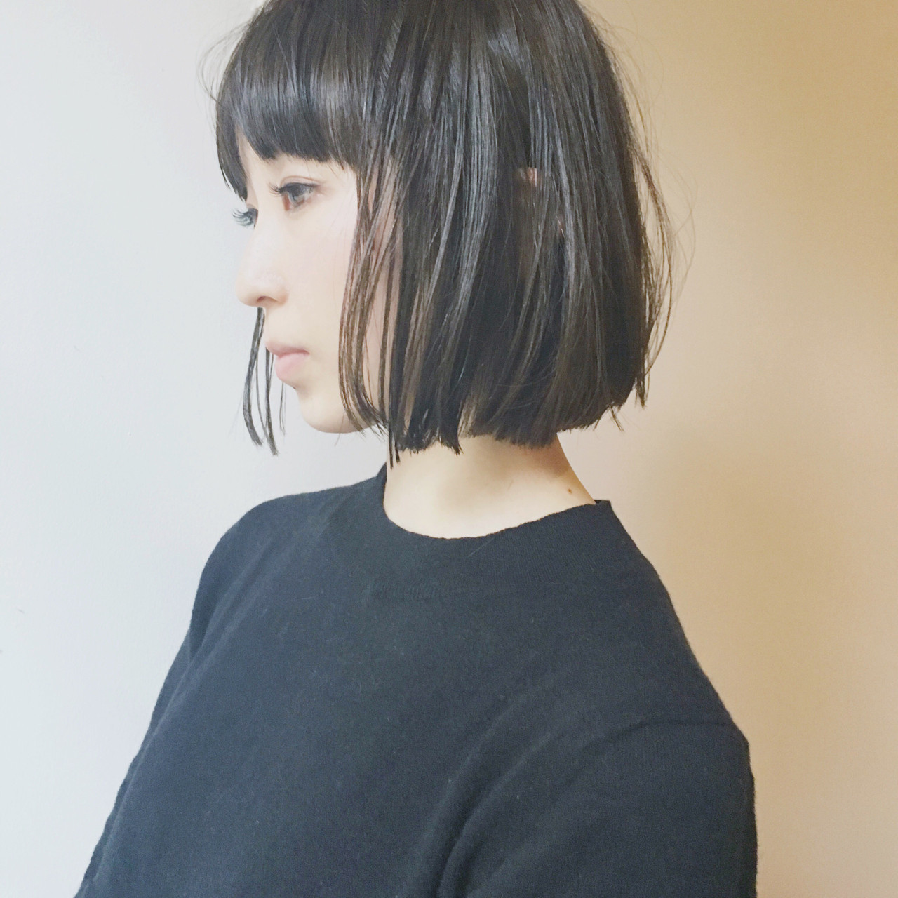 【ヘアカタログ】黒髪を活かしたヘアスタイル8選  佐藤 祐亮