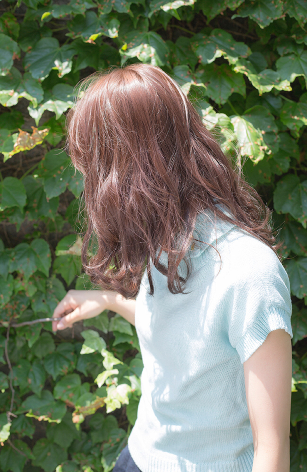 """30代大人女子にオススメ""""ピンクカラーで印象を変える!  花本 昇誉"""