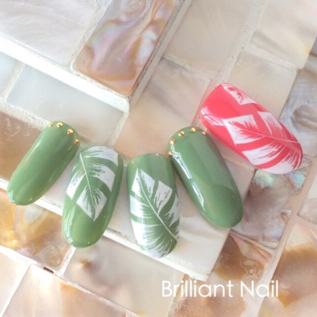 出典:brilliantnail0301