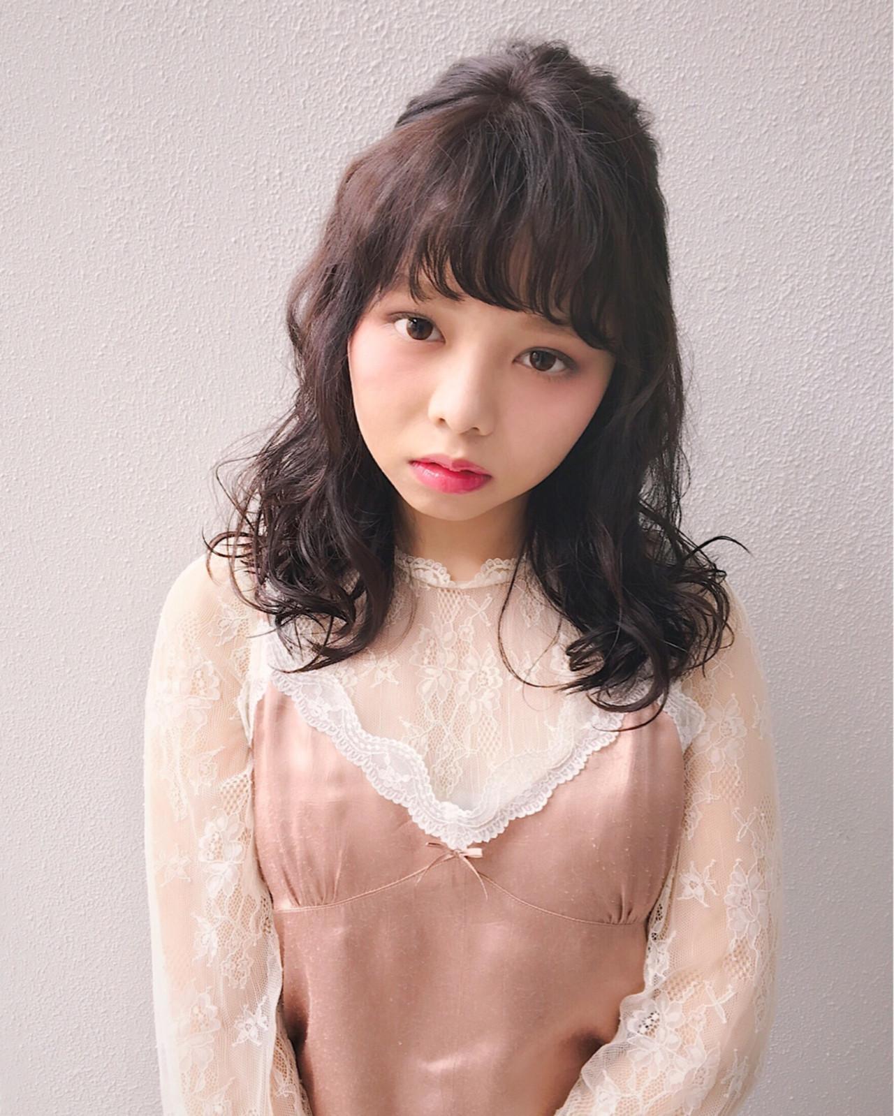 簡単♡可愛いくるりんぱアレンジ6選 サクラ